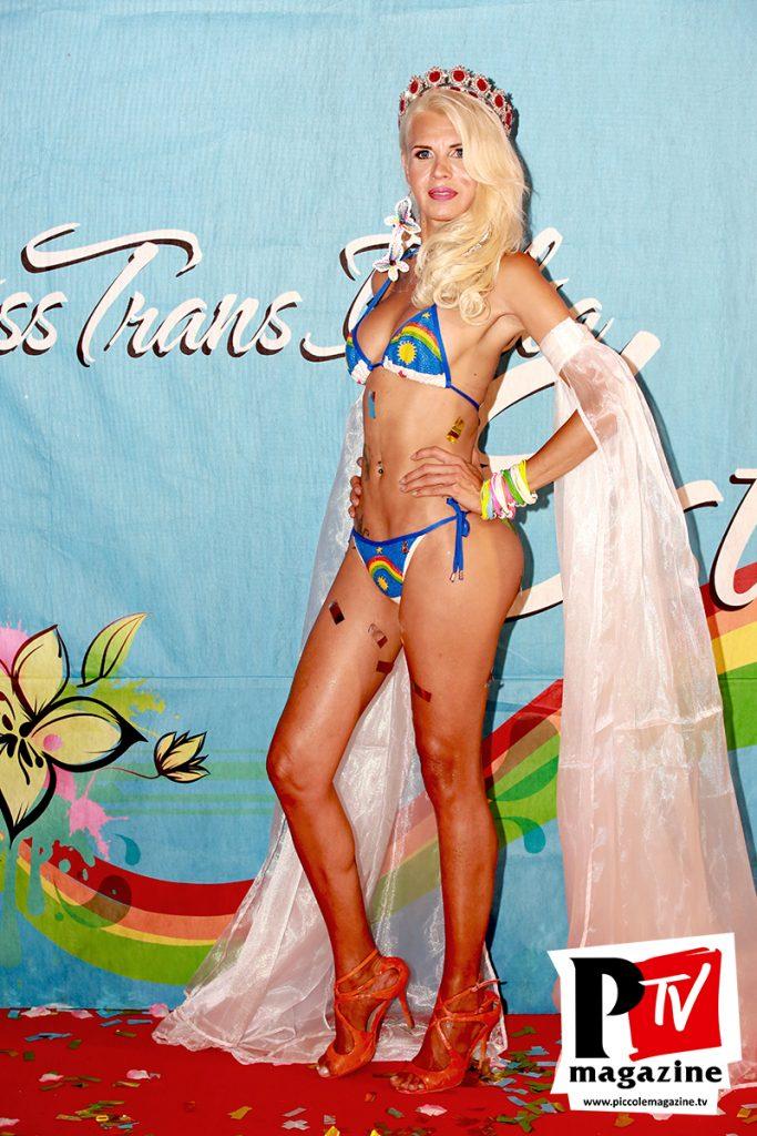 Vincitrice del Miss Trans Estate 2019 - Nicoletta Das Neves
